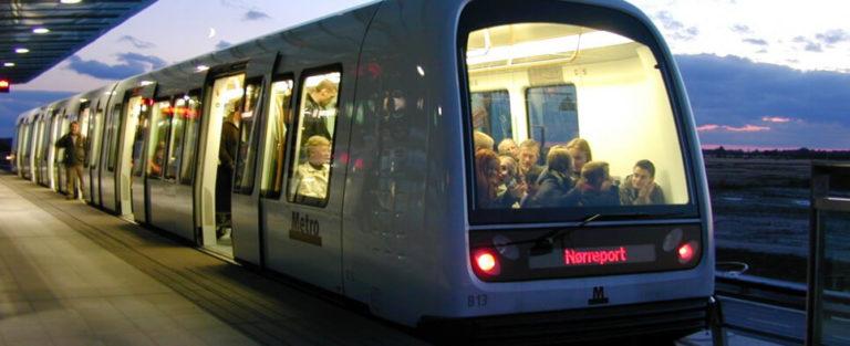 Neem een kijkje in de nieuwe City Ring Metro van Kopenhagen