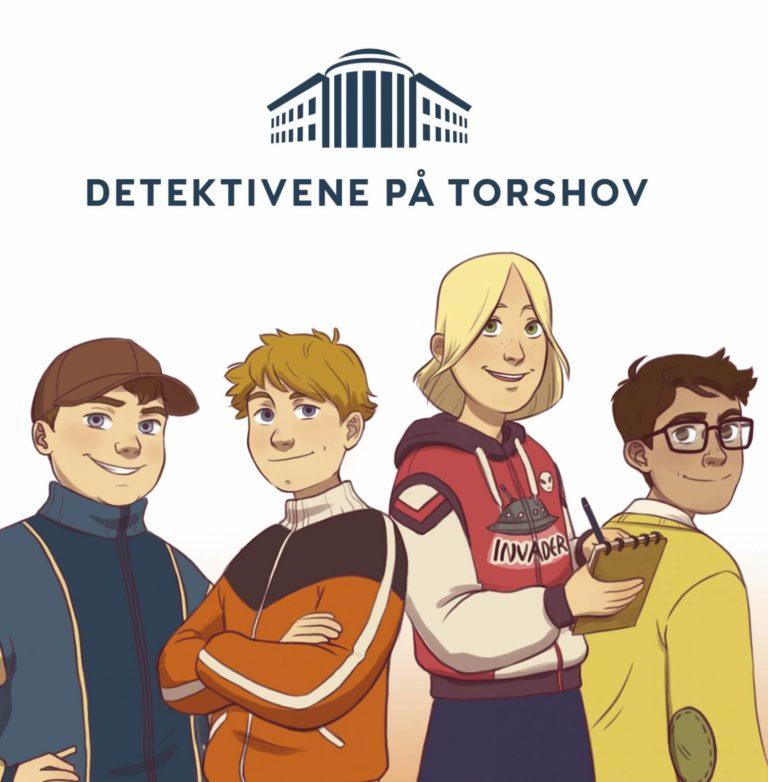 Samuel Bjørk schrijft kinderboek